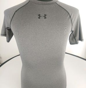 Under Armour compression men's shirt gray M